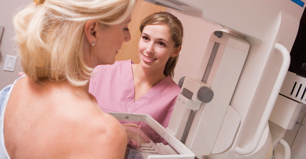 Why it's important to get mammograms