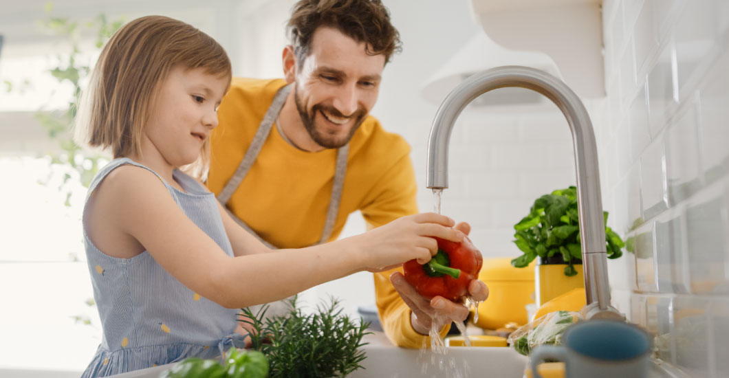 How to improve children's nutrition to stay healthy