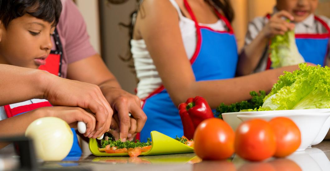 Consejos para preparar comida colombiana saludable