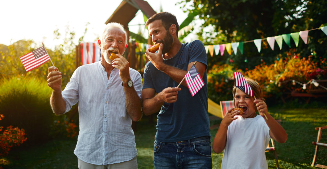 Safety and prevention tips for Fourth of July celebrations
