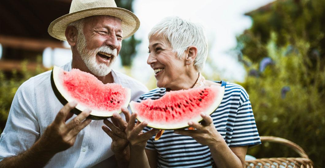 Preocupaciones nutricionales para personas con demencia