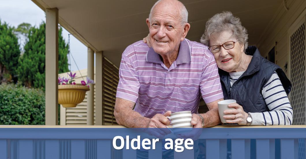 Older age
