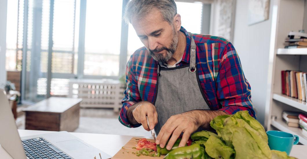 Nutrition for Older Men