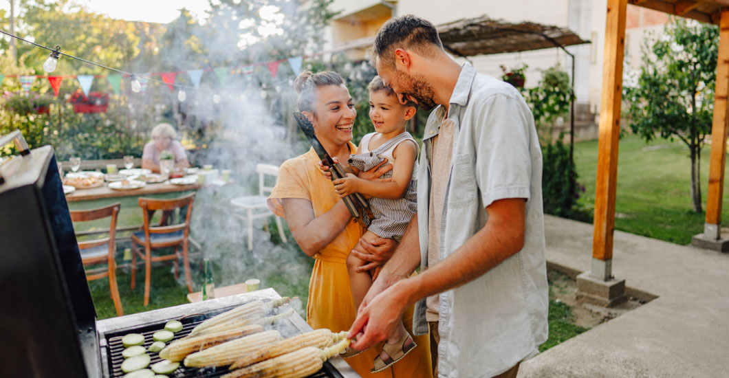 The Rules of Separation at the Grill