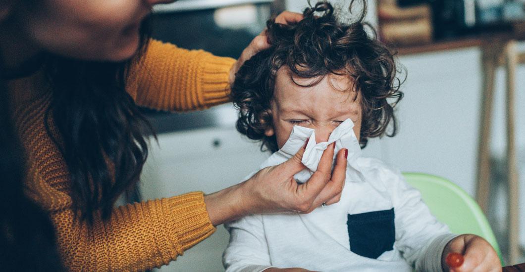 ¿Cuáles son las enfermedades más comunes en los niños y cómo tratarlas?
