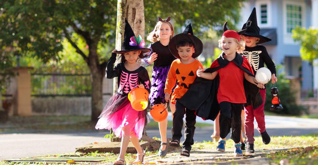Consejos para un Halloween seguro y saludable