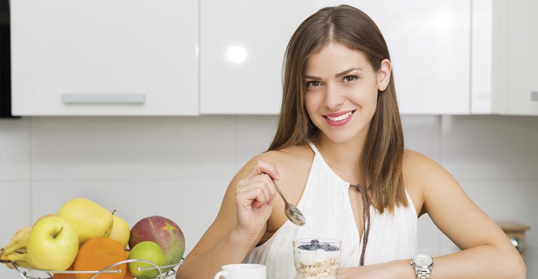 Cinco snacks que no engordan