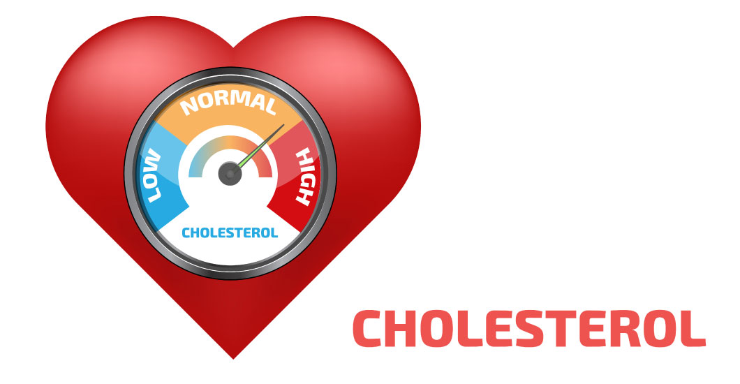 Total cholesterol: good and bad cholesterol
