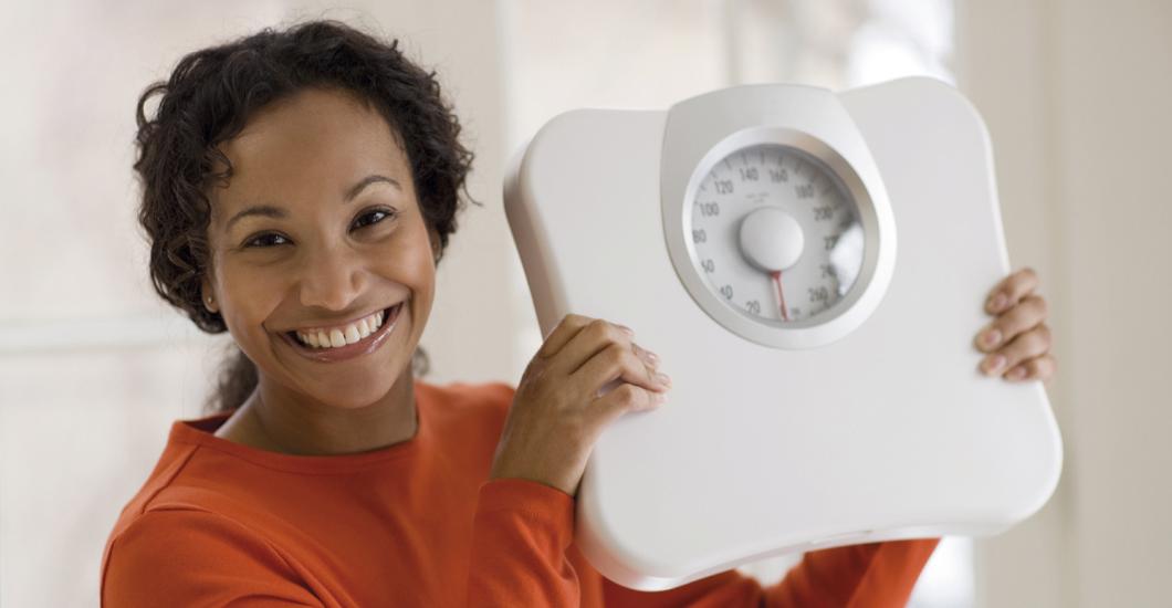 Estrategias para bajar de peso