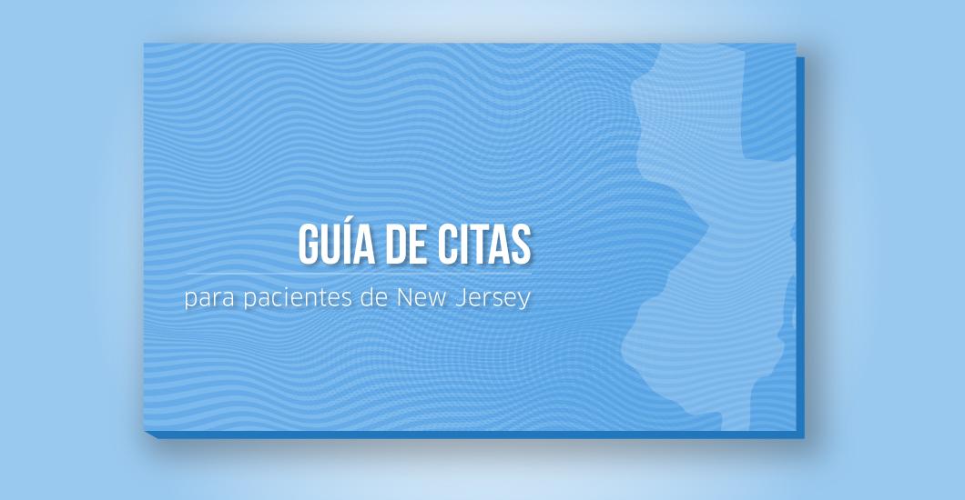 Guía de citas para pacientes de New Jersey