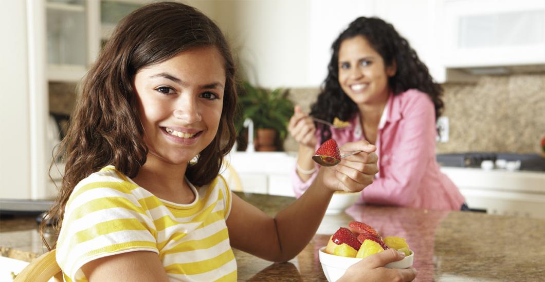 Mantente saludable durante las vacaciones