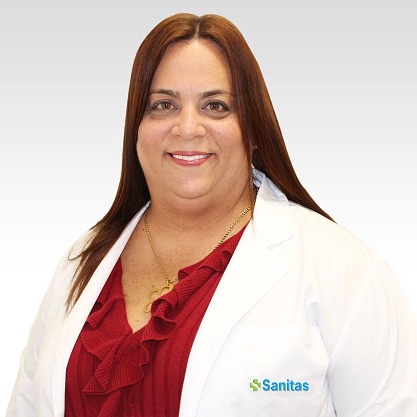 Carmen Mercedes Guanipa, APRN