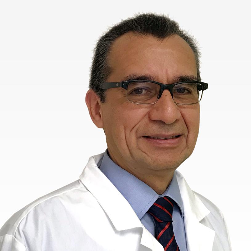 Daniel Mora, M.D.