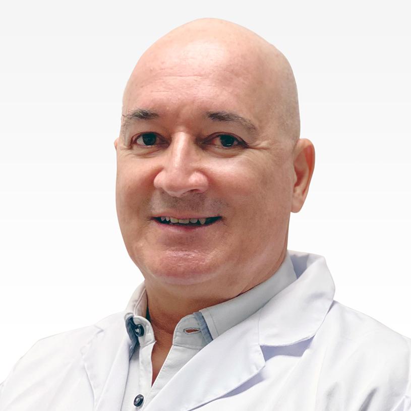 Diego Adarve, DPM
