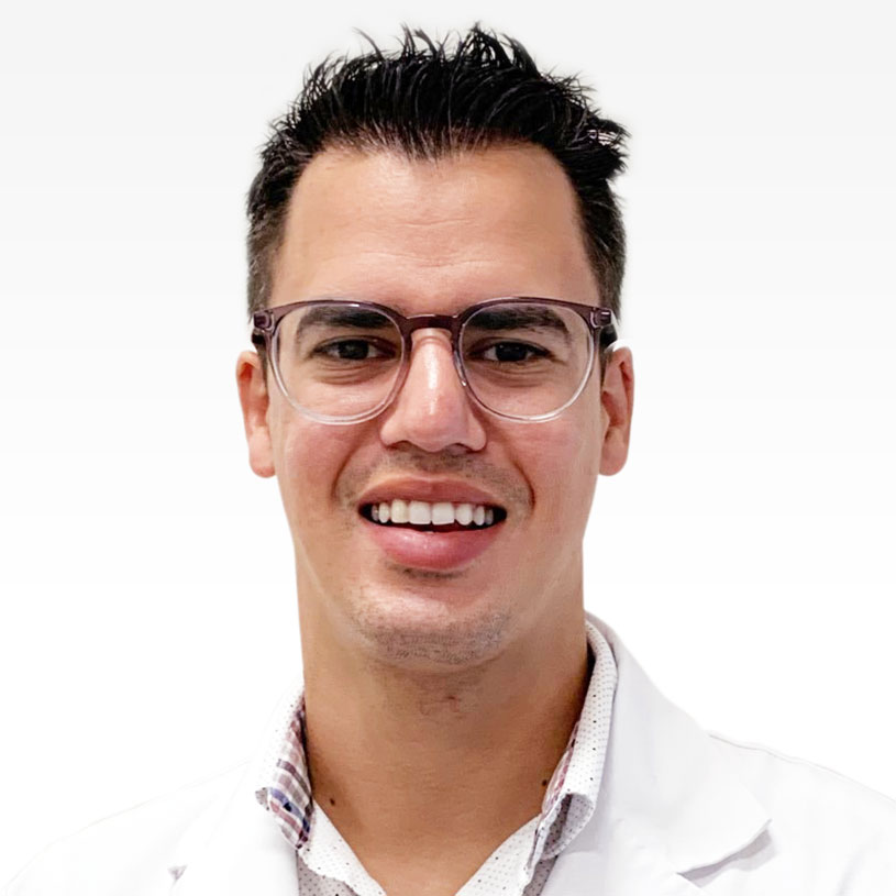 Nathaniel Morell-Gonzalez, APRN