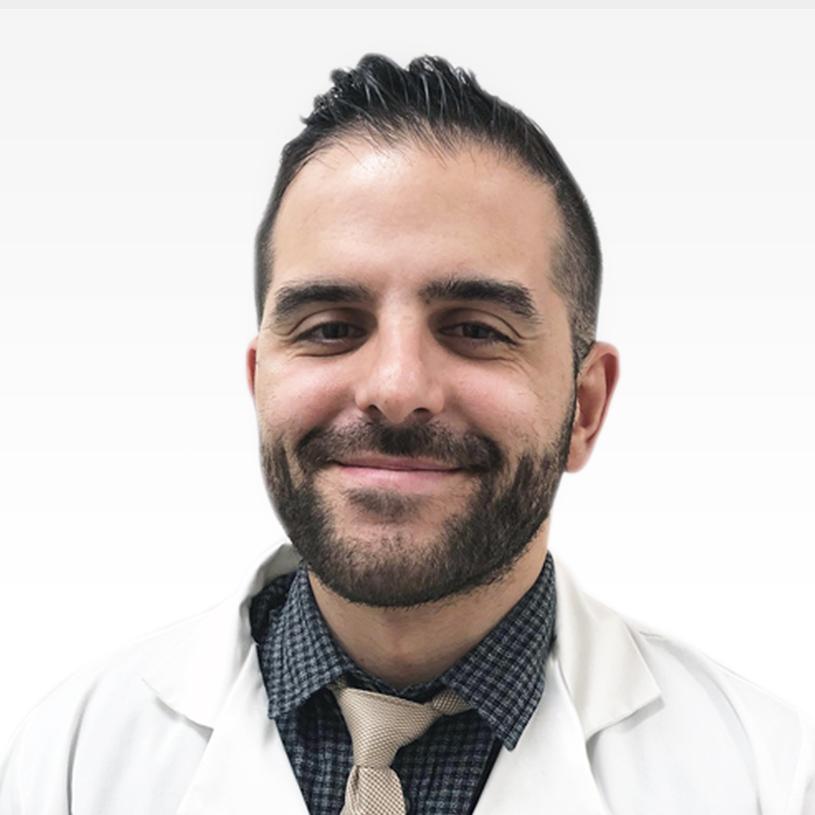 Osvaldo Friger, M.D.