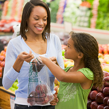 FREE Dietitian Chat: Grocery  Shopping Techniques
