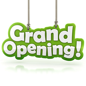 Grand Opening Event for the Whole Family