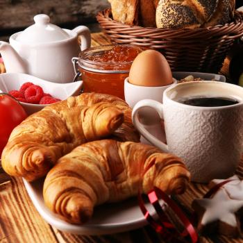 Desayuno con Sanitas