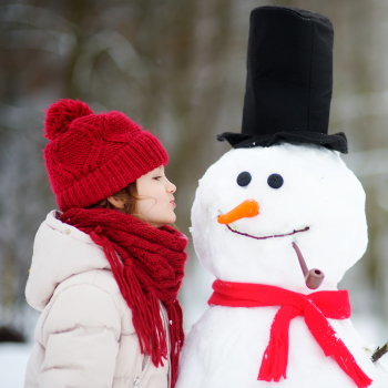Make a Snow Man!
