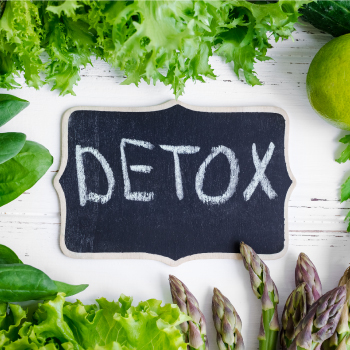 Free Nutrition Class: The Daily Detox Cleanse
