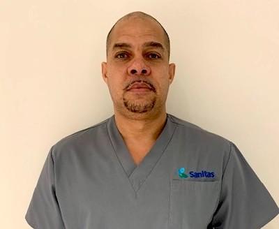 Jorge Laza, Medical Massage Therapist