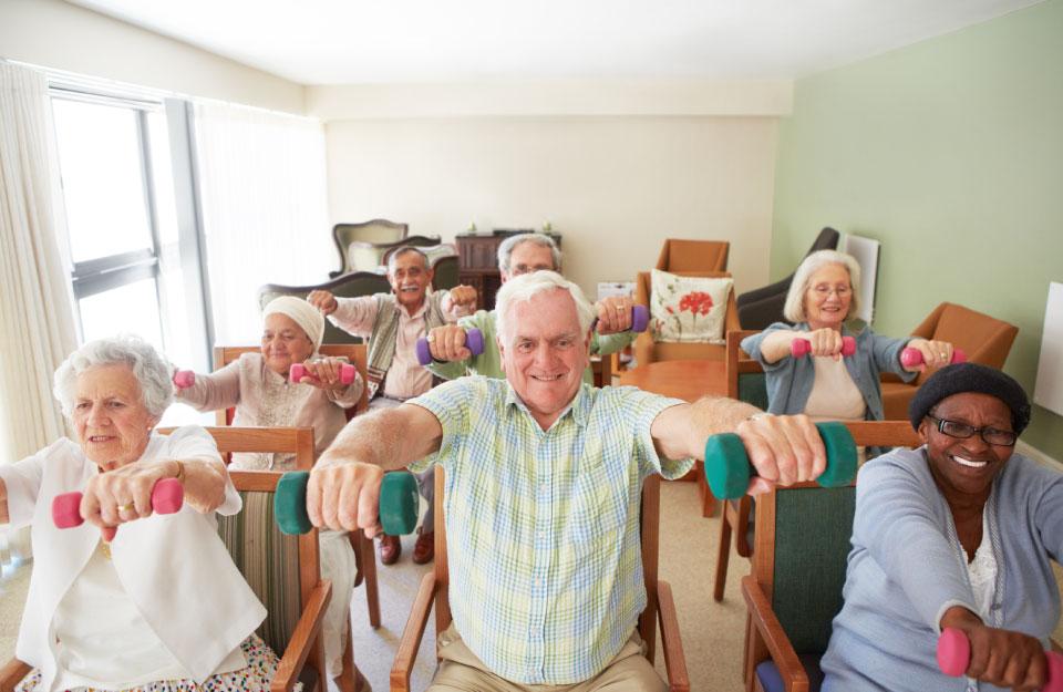 Free Senior Social Event