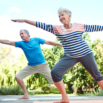 SilverSneakers® Class: Brains and Balance Past 60